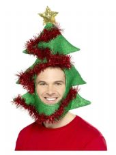 Novelty Christmas Tree Hat
